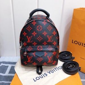 Louis Vuitton Infrarouge Palm Springs Backpack